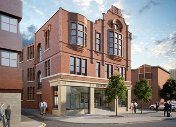 Thumbnail Studio for sale in Caxton Hall - 88-92 Chapel Street, Salford, Greater Manchester