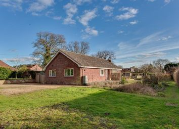 Thumbnail 3 bedroom bungalow for sale in Swanton Novers, Melton Constable, Norfolk