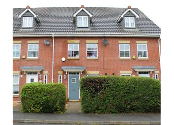 Thumbnail 3 bed town house for sale in William Foden Close, Sandbach