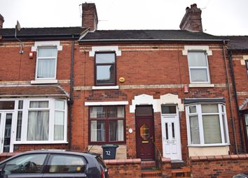 Thumbnail 2 bed terraced house for sale in Campbell Terrace, Birches Head, Stoke-On-Trent