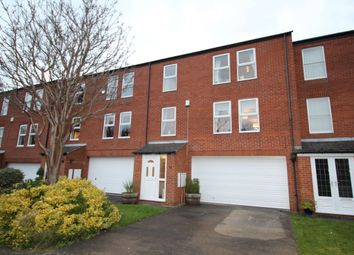 Thumbnail 4 bedroom terraced house for sale in Corby Hall Drive, Ashbrooke, Sunderland