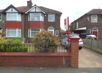 Thumbnail 3 bedroom semi-detached house for sale in Firs Road, Sale, Cheshire, Greater Manchester