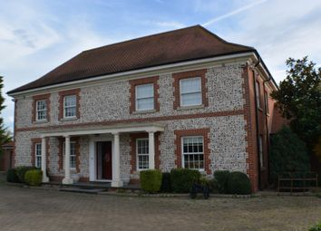 Thumbnail 6 bed detached house for sale in New Hall, Low Road, Dovercourt, Essex