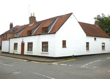 Thumbnail 3 bed detached house for sale in Barrs Street, Whittlesey, Peterborough, Cambridgeshire