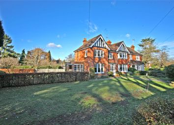 Thumbnail 4 bed semi-detached house for sale in Greenhill Road, Farnham, Surrey
