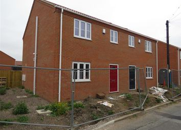 Thumbnail 3 bed semi-detached house to rent in New Drove, Wisbech