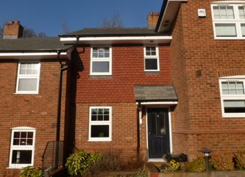 Thumbnail 2 bed terraced house to rent in Wrecclesham, Farnham