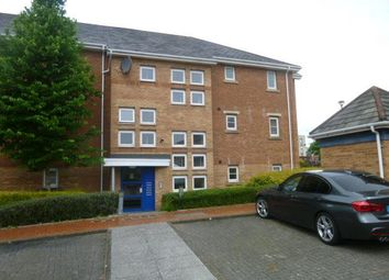 Thumbnail 2 bed flat to rent in Heol Cilffrydd, Barry