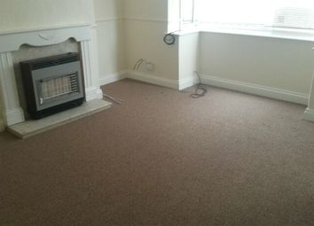 Thumbnail 3 bed terraced house to rent in Windermere Road, Hartlepool