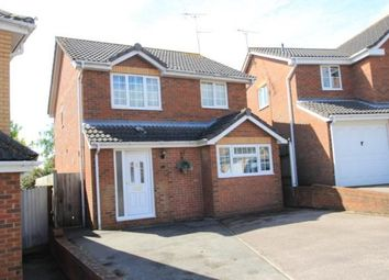 Thumbnail 3 bed detached house for sale in Haughley Drive, Rushmere St Andrew, Ipswich