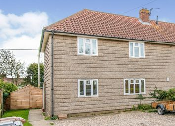 Thumbnail 3 bed semi-detached house for sale in Bears Road, Paston, North Walsham