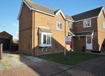 Thumbnail 2 bed semi-detached house for sale in Willow Tree Garth, Beverley