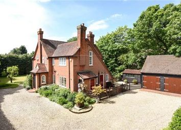 Thumbnail 4 bed detached house for sale in Chandlers Lane, Yateley, Hampshire