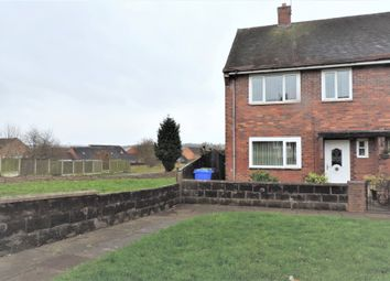 Thumbnail 3 bed end terrace house for sale in Springfield Road, Stoke-On-Trent