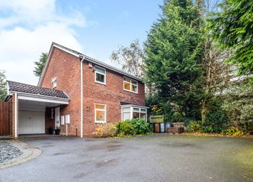 4 bed detached house for sale in Framefield Drive, Solihull B91