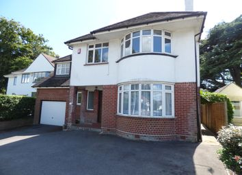 Thumbnail 5 bed detached house to rent in Sandbanks Road, Lilliput, Poole