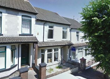 Thumbnail 5 bed terraced house to rent in Bertha Street, Treforest, Pontypridd