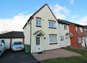 Thumbnail 3 bed semi-detached house for sale in Trentbridge Square, Exeter
