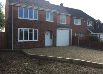 Thumbnail 3 bed detached house to rent in The Common, Barwell