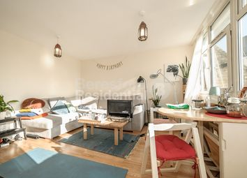 Thumbnail 1 bed flat to rent in Aytoun Road, London