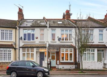 Willow Vale, London W12. 3 bed terraced house for sale