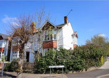 Thumbnail 4 bed semi-detached house for sale in Rayleigh Road, Wimbledon