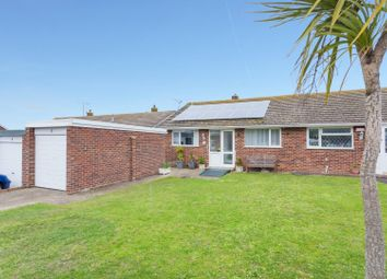 Thumbnail 2 bed semi-detached bungalow to rent in Harbledown Gardens, Cliftonville, Margate