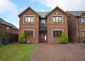 Thumbnail 4 bed detached house for sale in Chapel Field, Walney, Cumbria