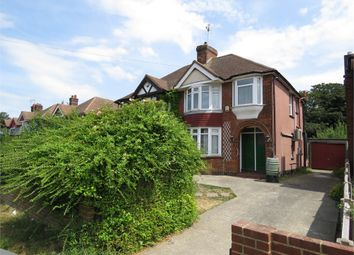 Thumbnail 3 bed semi-detached house for sale in Chalkwell Road, Sittingbourne, Kent