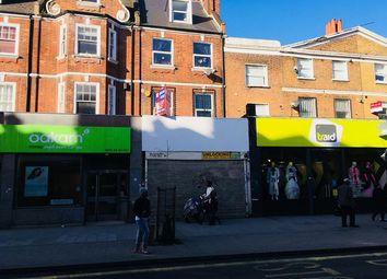 Thumbnail Retail premises to let in 18 Rye Lane, Peckham, London