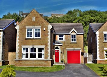 Thumbnail 4 bed detached house for sale in Brookwater Drive, Shipley