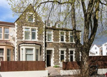 Thumbnail 5 bedroom end terrace house for sale in Stacey Road, Roath, Cardiff