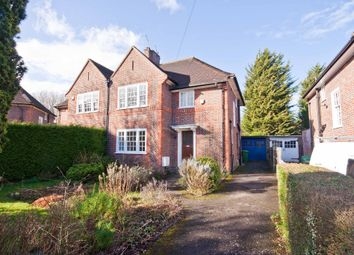 Thumbnail 3 bed semi-detached house for sale in Old South Close, Hatch End, Pinner