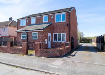Thumbnail 3 bed semi-detached house for sale in Chestnut Street, Grimethorpe, Barnsley