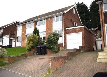 Thumbnail 3 bed semi-detached house for sale in Watersmeet, Harlow