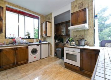 Thumbnail 4 bed semi-detached house to rent in Caversham Road, London