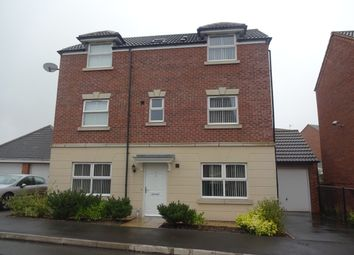 Thumbnail 5 bed detached house for sale in Pickhill Road, Hamilton, Leicester