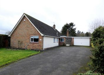 Thumbnail 3 bed detached bungalow for sale in Valley Close, Studham, Dunstable