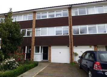 Thumbnail 4 bed town house to rent in Lake Gardens, Ham, Richmond