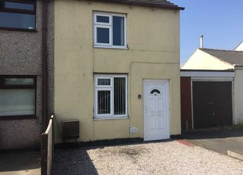 Thumbnail 1 bed terraced house to rent in Chester Road, Pentre, Deeside