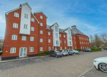 Thumbnail 2 bed flat for sale in Old Maltings Approach, Woodbridge