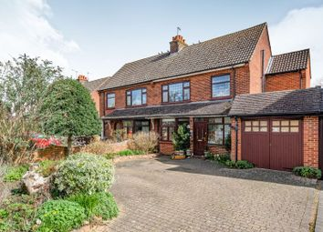 Thumbnail 3 bedroom semi-detached house for sale in Woking Road, Guildford