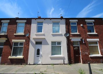 Thumbnail 3 bedroom terraced house to rent in Crossland Road, Blackpool