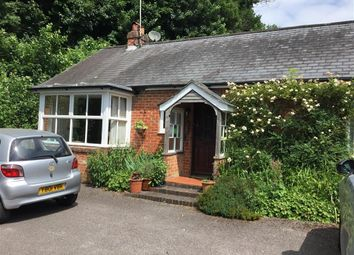 Thumbnail 3 bed detached bungalow for sale in High Street, West Meon, Hampshire