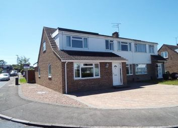 Thumbnail 4 bed semi-detached house for sale in Beamish Road, Poole