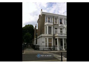 Thumbnail 3 bed flat to rent in Perham Road, London