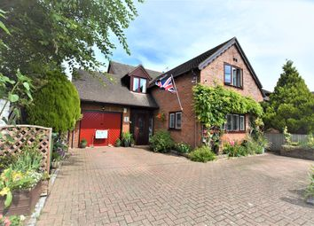 Thumbnail 4 bed detached house for sale in Haywards Road, Drayton, Abingdon