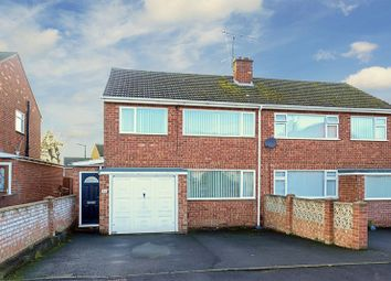 Thumbnail 3 bedroom semi-detached house for sale in Ashmore Drive, Trench, Telford, Shropshire.