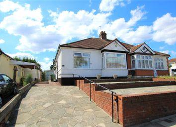 Thumbnail 3 bed bungalow for sale in Leechcroft Avenue, Blackfen, Kent