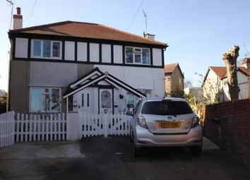 Thumbnail 2 bed semi-detached house for sale in Church Walks, Old Colwyn, Colwyn Bay, Conwy